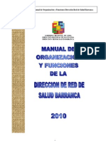 Mof Red de Salud Barranca