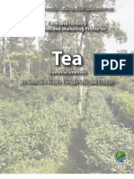 Tea Specialty Crop