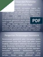 Slide Rekayasa Geometrik Jalan III