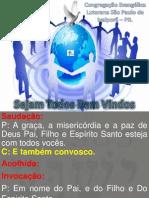 Congregação Evangélica Luterana São Paulo de Ivaiporã –