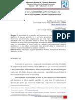 UTILIZANDO REFLEXÕES DIDÁTICAS NA DEFINIÇÃO E NO DESENVOLMENTO DE UMA FERRAMENTA COMPUTACIONAL