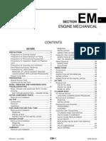 electronica de motor sentra