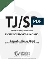 TJSP Acordo Ortografico-Damasio