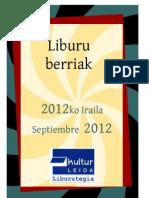 2012ko iraila -- Septiembre 2012
