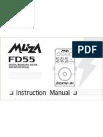 FD55 Manual