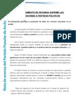 Nota Prensa Presupuestos (2)