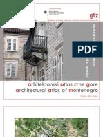 Atlas Crnogorske Arhitekture