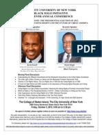 Black Male Initiative Event