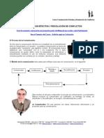 ADM 240 - Comunicación Efectiva y Resolución de Conflictos