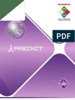 Lambda Predict Brochure