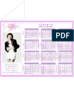 Calendario Anual