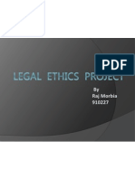 Legal Ethics Project