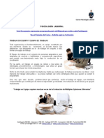 ADM 270 - Psicología Laboral