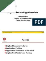 Zigbee Technology Overview