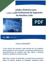 """FIRJAN Simuladores NTO (Atualizado). """"A busca da Produtividade"""" CE-EPC na Rio Oil e Gás 2012"""