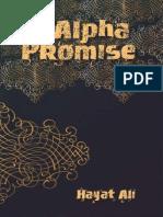 The Alph the Alpha Promise Nodrm