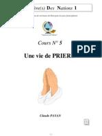 Claude Payan - Une Vie de Priere
