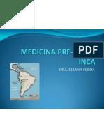 Medicina Pre-Inca e Inca Eol