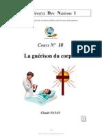 Claude Payan - La guérison du corps