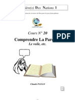 Claude Payan - Comprendre La Parole 2