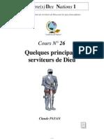 Claude Payan - Quelques Principaux Serviteurs de Dieu