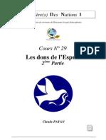 Claude Payan - Les Neuf Dons de l'Esprit 2