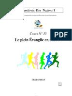 Claude Payan - Le plein Évangile en avant