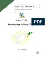 Claude Payan - Reconnaitre Le St Esprit