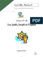 Claude Payan - Les Juifs, Israël et l'Eglise
