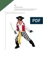 Como Hacer Un Disfraz de Pirata