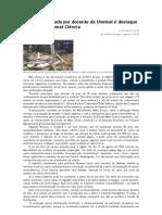 Pesquisa realizada por docente da Unemat é destaque na revista Fapemat Ciência