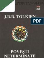 J.R.R. Tolkien - Povesti Neterminate