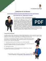 ADM 400 - Administración del Personal