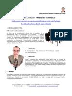 ADM 317 - Relaciones Laborales y Ambientes de Trabajo
