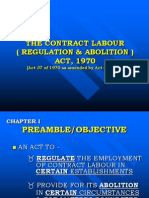 Contract Labour Act 673