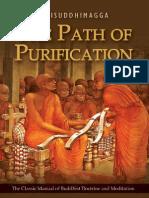 The Path of Purification (Visuddhimagga)
