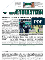 The Northeastern - October 2, 2012