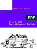 Balanced Score Card-LBI