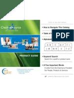 Clean Source Catalog
