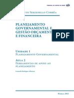 Planejamento Governamental Unidade 1 Aula2