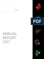The Simons Foundation 2011 Annual Report