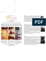 Dossier de Presse ONE SHOT