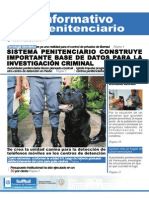 Informativo Penitenciario No. 2