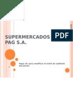 Supermercados Peg-pag s