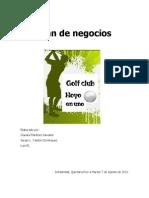 Golf Club Hoyo en Uno CMS