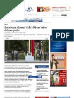 01-09-2012 Econsulta - Encabezan Moreno Valle y Rivera Inicio Del Mes Patrio