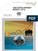 UNCTAD - Trade and Development Report 2012