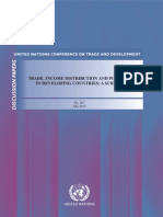UNCTAD - Trade, Income Distribution and Poverty in Developing Countries