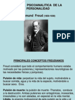 Teorìa Psicoanalítica de la Personalidad-Freud