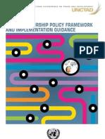 UNCTAD - Entrepreneurship Policy Framework and Implementation Guidance